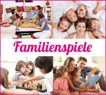 Sortiment Familienspiele