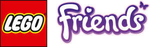 kids world TYROL Logo Lego Friends