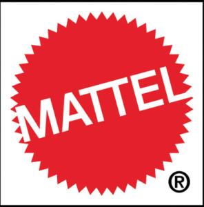 kids world TYROL Logo Mattel