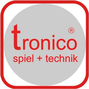 kids world TYROL Logo Tronico