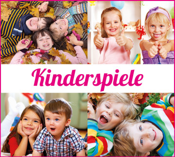 Sortiment Kinderspiele
