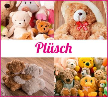 Plüsch Sortiment
