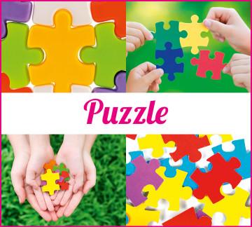 Puzzle Sortiment