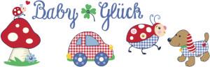 kids world TYROL Logo Baby Glück